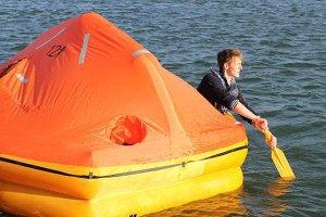 Ocean Safety  Liferaft