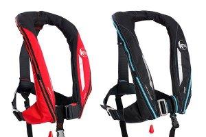 Ocean Safety + ISP  Kru lifejackets